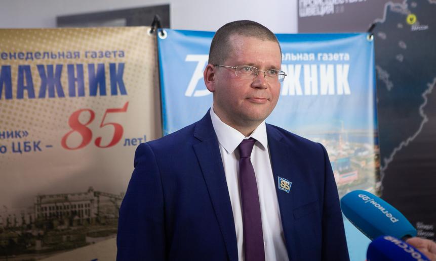 Павел Фасонов.